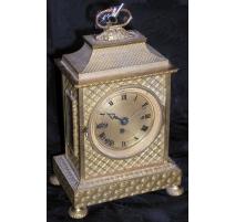 Restoration carriage clock.