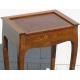 Paire de Tables de Chevets Louis XV, en bois de