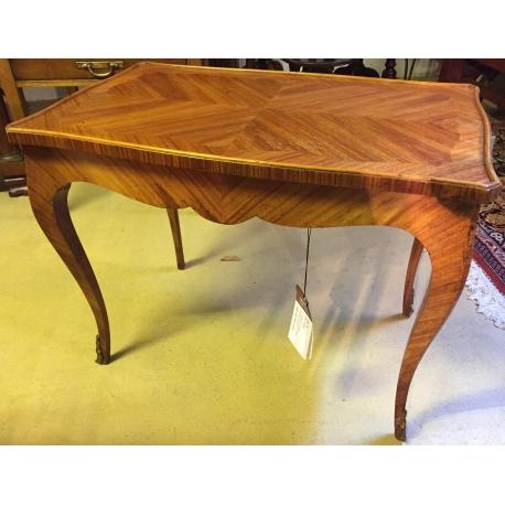 Table De Salon Louis Xv En Bois De Rose Moinat Sa Antiquités