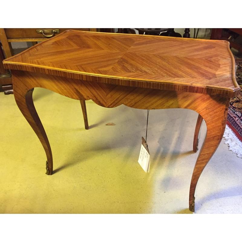 table de salon louis xv en bois de sur moinat sa antiquit s d coration. Black Bedroom Furniture Sets. Home Design Ideas