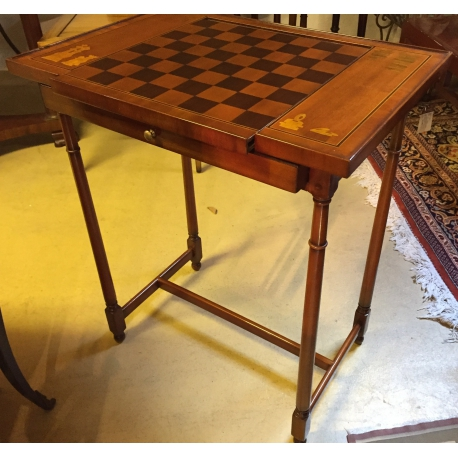 Juegos De Mesa Backgammon Ajedrez Y Damas Moinat Sa Antiquites