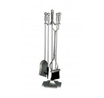 Batch-tools, offener kamin, edelstahl gebürstet
