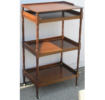 Shelf-bookcase whatnot on