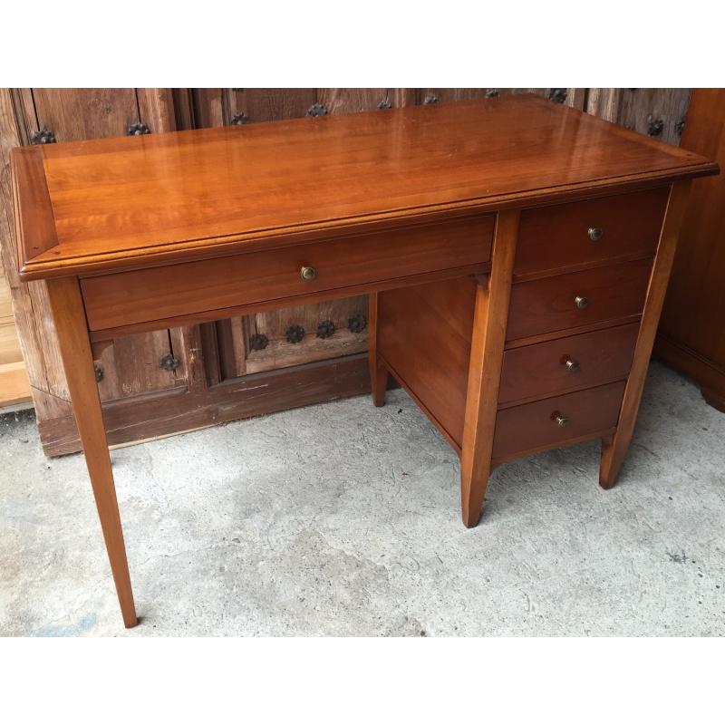 bureau style directoire 4 tiroirs sur moinat sa antiquit s d coration. Black Bedroom Furniture Sets. Home Design Ideas