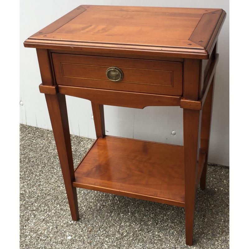 table de chevet style directoire 1 sur moinat sa antiquit s d coration. Black Bedroom Furniture Sets. Home Design Ideas