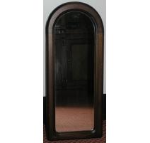 Miroir rectangulaire avec haut arrondi