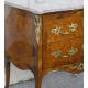 Commode style Louis XV, en bois