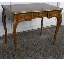 Рабочий стол в стиле Людовика XV двухсторонний с