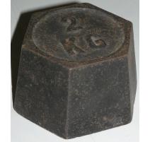 平衡重量、2公斤,形式