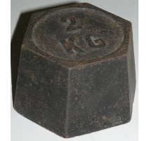 Вес, баланс, 2 кг, форма