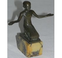 """Statue égyptienne """"Personnage"""", copie"""