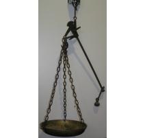 Equilibrio, de bronce y de hierro. Suiza.