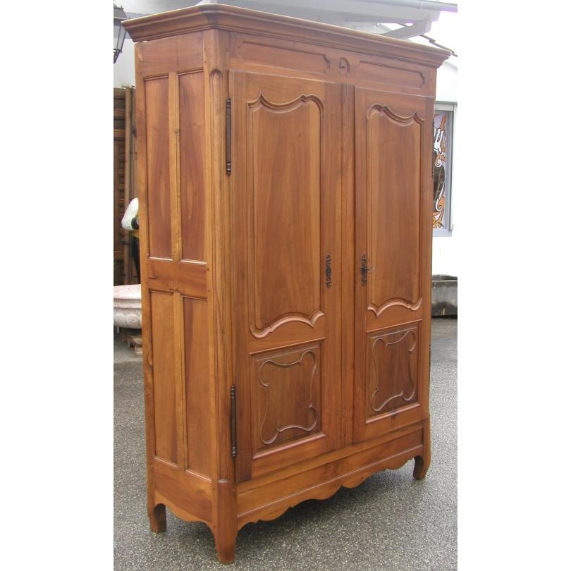 armoire avec 2 portes et 1 tiroir sur moinat sa antiquit s d coration. Black Bedroom Furniture Sets. Home Design Ideas