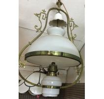 Lampe à suspension française