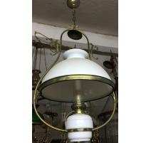 Lampe à suspension suisse