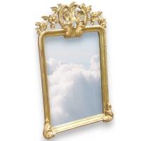 Louis XV mirror, Bern.