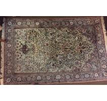东方地毯、棉。 伊朗。 20
