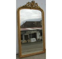 Louis Philippe mirror decorate