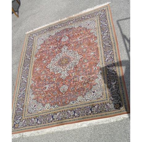 tapis persan en laine avec soie sur moinat sa With tapis persan avec canapé valenciennes