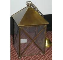 """Suspension carrée modèle """"Colonial"""", en"""