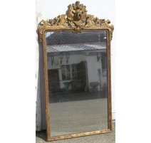 Louis XV mirror.