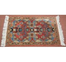 东方地毯、棉。 土耳其。