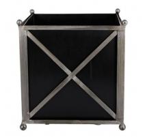 Большой Комби квадратный лист черный
