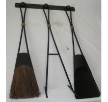 Batch-tools, kamin, schmiedeeiserne