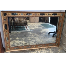 Espejo Neo-clásica rectangular