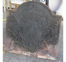 板,烟囱,铸铁。 法国。