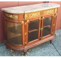 Buffet style Louis XVI mahogany with