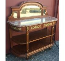 柜子有镜式的路易十六世