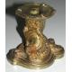 Bougeoir Louis XV, en bronze. France.