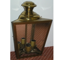 Apply - lantern angle, brass.