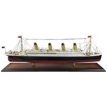 """Maquette de paquebot """"Le Titanic"""""""