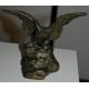 "Sculpture ""Aigle"", signée Ch. HEILMAN."