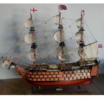 """Maquette de bateau """"HMS VICTORY"""""""