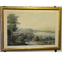 "Print ""View of Geneva"" by FAIS"