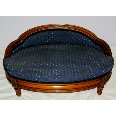 canap pour chien style louis xvi sur moinat sa antiquit s d coration. Black Bedroom Furniture Sets. Home Design Ideas