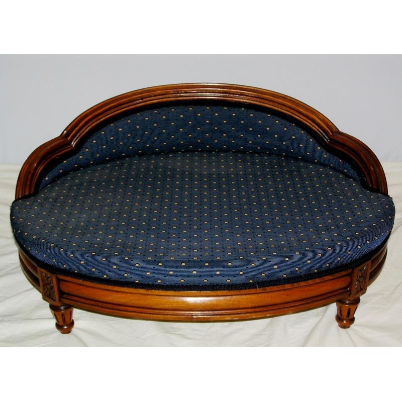 Canapé pour chien, style Louis XVI, sur Moinat SA ...