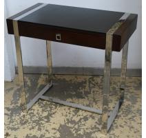 """Небольшой рабочий стол """"Осло"""" дерева и железа, над"""