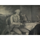 "Gravure ""David de PURRY"" par GIRARDET"