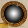 Grand miroir sorcière rond