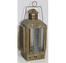 Lantern miner's brass