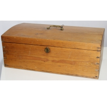 Box elder tree with lid rounded
