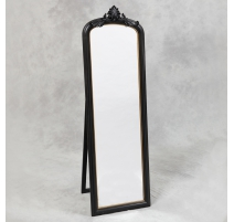 Mirror the style of Napoleon III to ask, black and gold