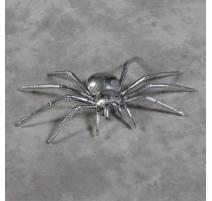 """Décoration murale en aluminium """"Araignée"""""""