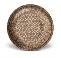"Grand plat ""Ashanti"" Fortuny"