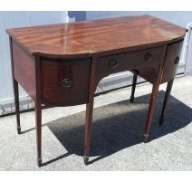 Side board mahogany 3-drawer