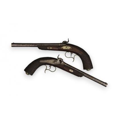 Pair of guns
